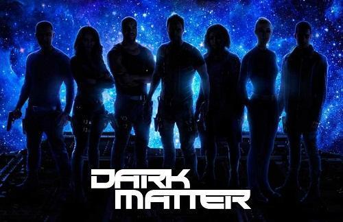 Темная материя 3 сезон