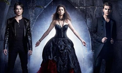 Дневники вампира 8 сезон
