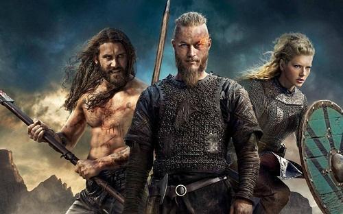 Викинги 5 сезон