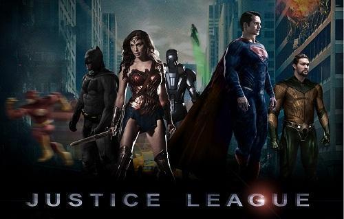 Лига Справедливости: 1 часть