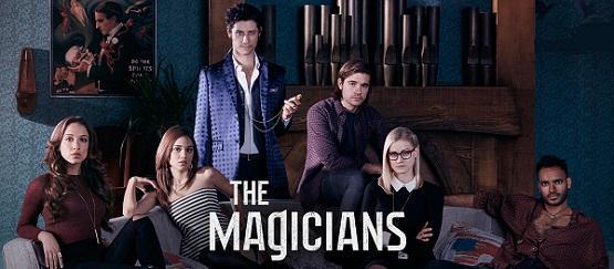 Волшебники 2 сезон