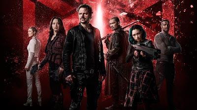Темная материя 4 сезон