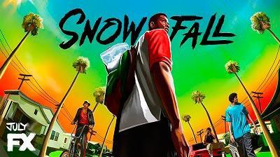 Снегопад 2 сезон