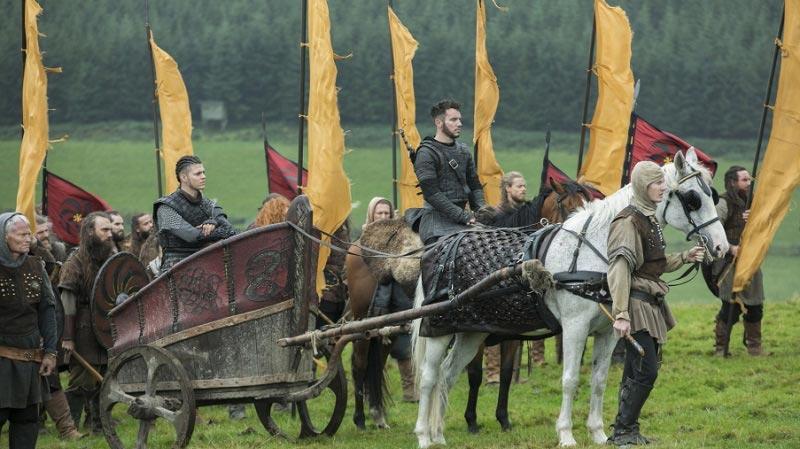 Викинги наступают!