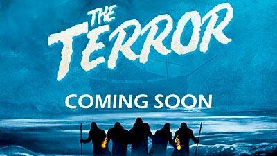 Террор — новый сериал
