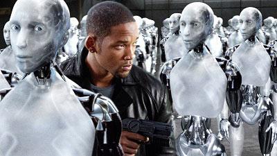 Я, Робот 2 часть