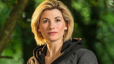 Доктора Кто — женщина
