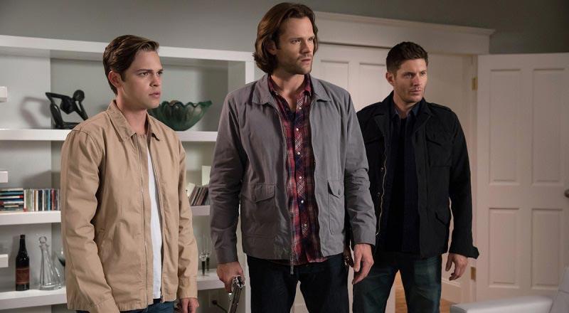 Актеры узнают о финальном сезоне сверхъестественного сериала