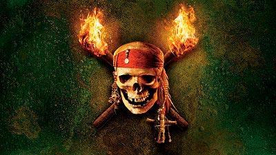 Пираты Карибского моря в новом свете!