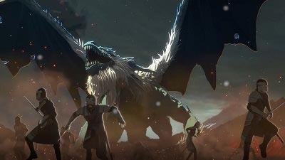 Принц драконов 3 сезон