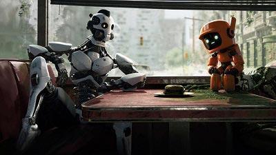 Любовь, смерть и роботы 2 сезон