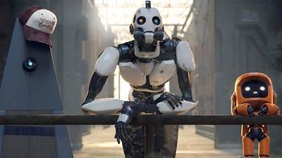 Netflix требует больше любви, смерти и роботов