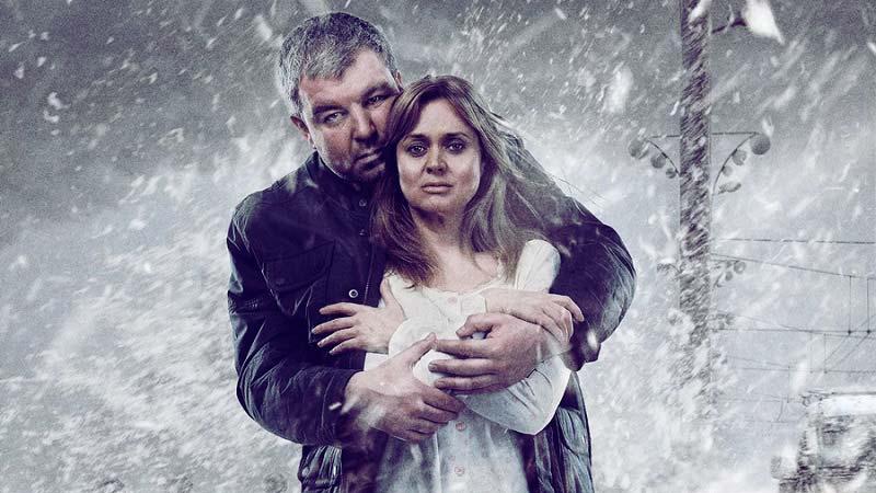 """постер сериала 2019 """"Шторм"""""""
