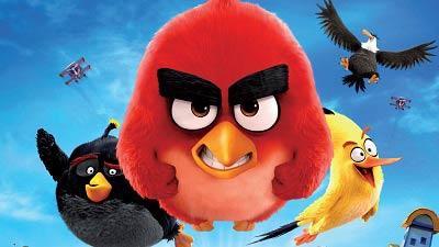 Angry Birds в кино 3 часть