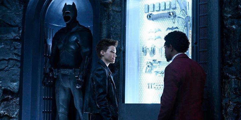 Бэтвумен снова в деле!