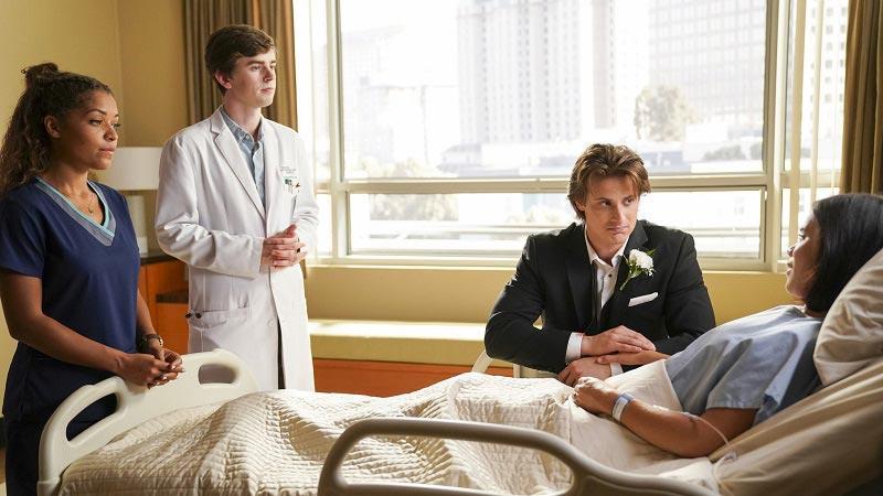 Хороший доктор ждет свою первую операцию