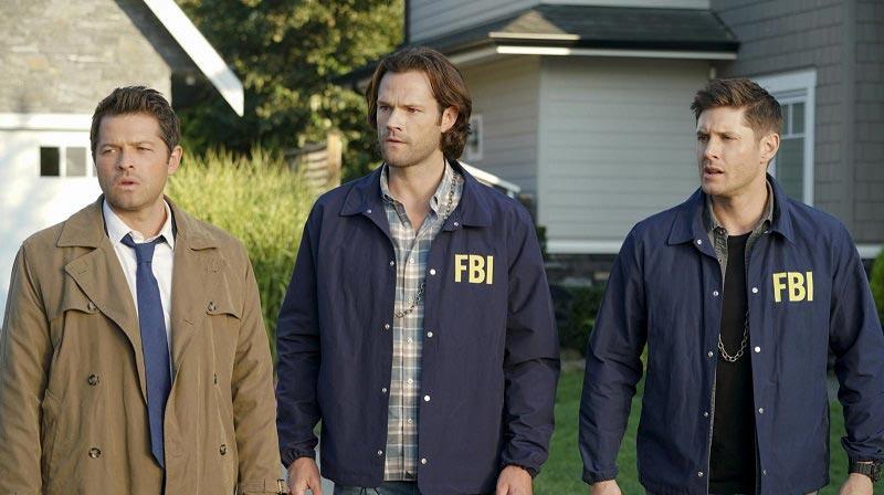 братья уже готовы расследовать новое дело