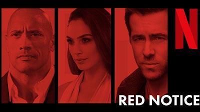 Красное уведомление о новом фильме