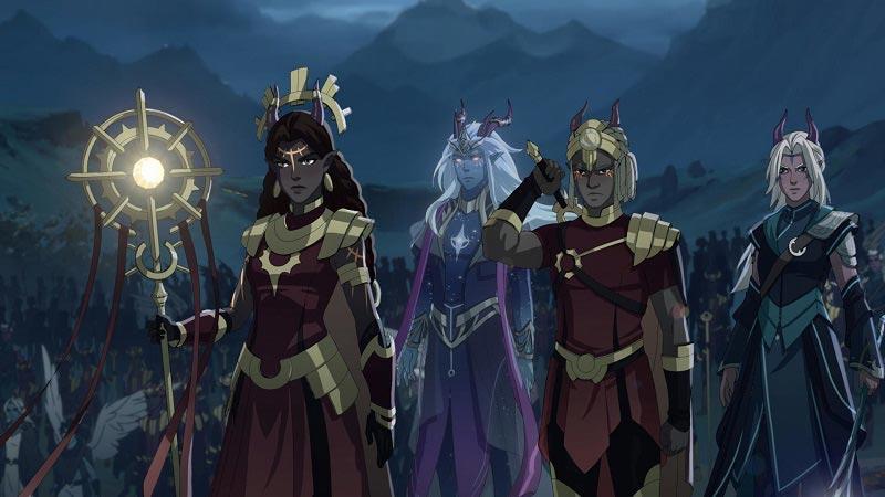 Эльфы уже готовятся к войне с людьми