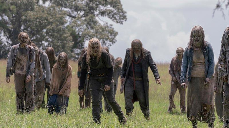 ходячие мертвецы не покинут нас и в 11 сезоне!