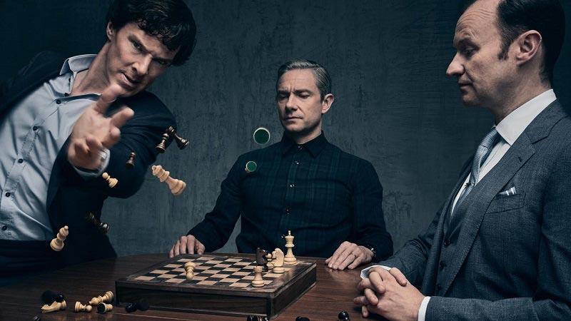 когда друзья планируют новую дату выхода к сериалу Шерлок