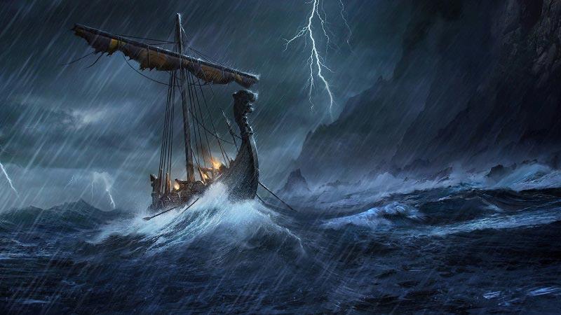 долгий путь викинга в Вальхаллу