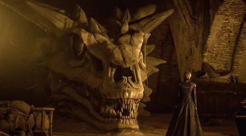 После даты выхода нового сериала на HBO вы узнаете какой он - дом драконов