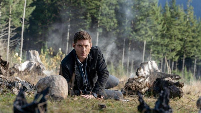 Дин попал на Аляску и ждет дату выхода 12 серии