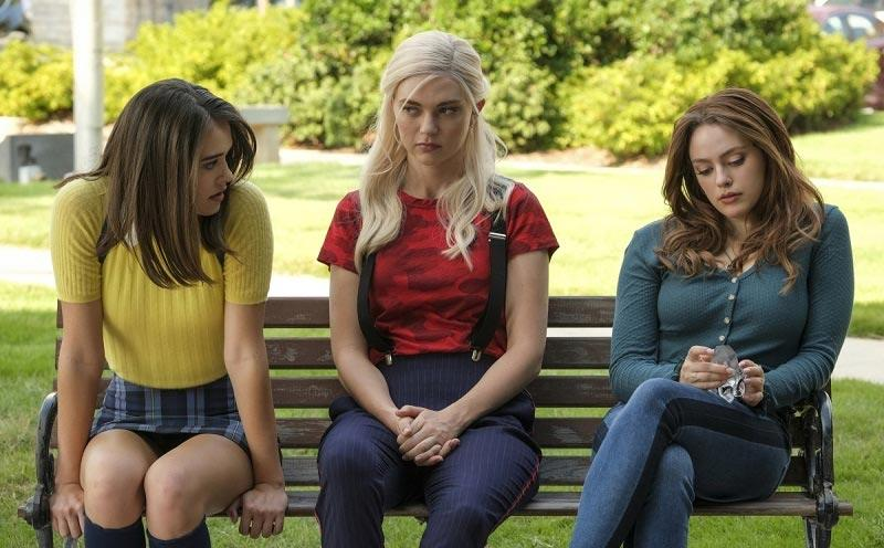 героини Наследия ждут дату выхода новой серии