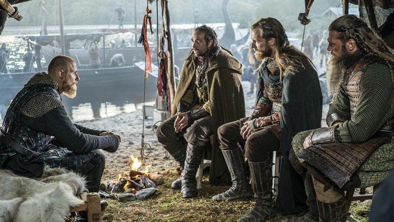 Викинги решили подождать дату выхода 11 серии 6 сезона!