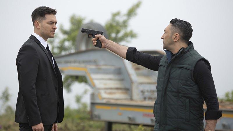 говори когда дата выхода 4 сезона, или я выстрелю!