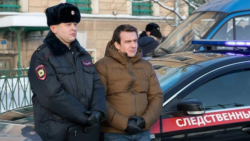 в ожидании 5 сезона Невского
