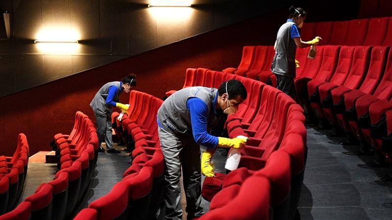 Новые реалии отечественных кинотеатров