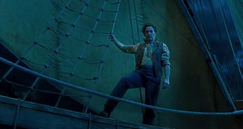 Робертом Дауни-младшим может стать пиратом