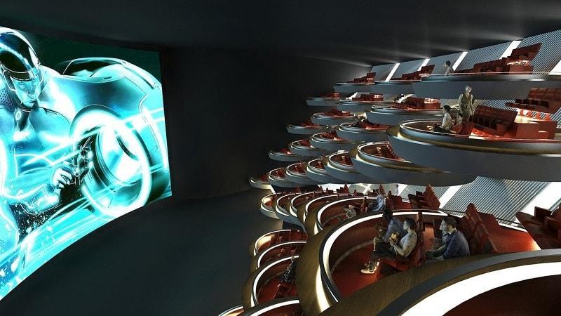 Кинотеатры будущего, какие они?